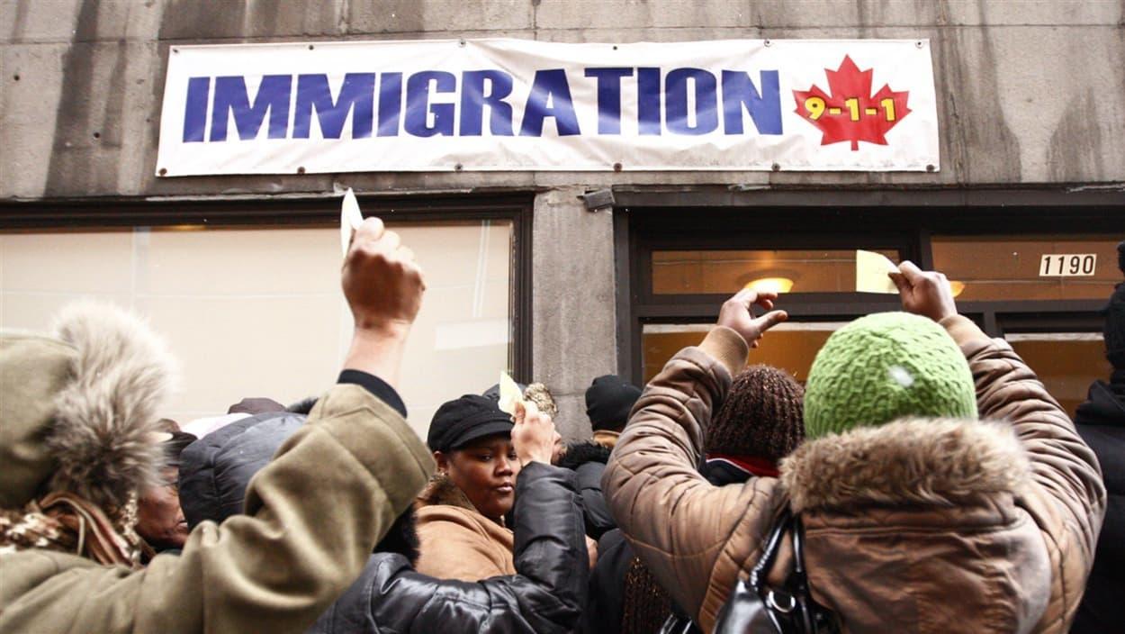 Le Canada lance un avertissement contre les Haïtiens. Photo: Radio Canada