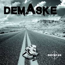 Photo : Couverture du Disque Demaske - Crédit Photo: Rock Fam