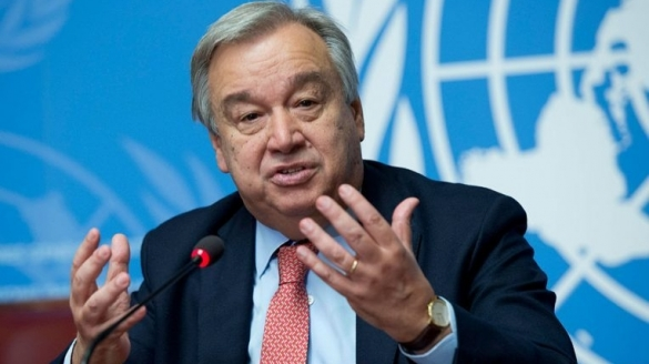 'UN at risk of running out of cash'