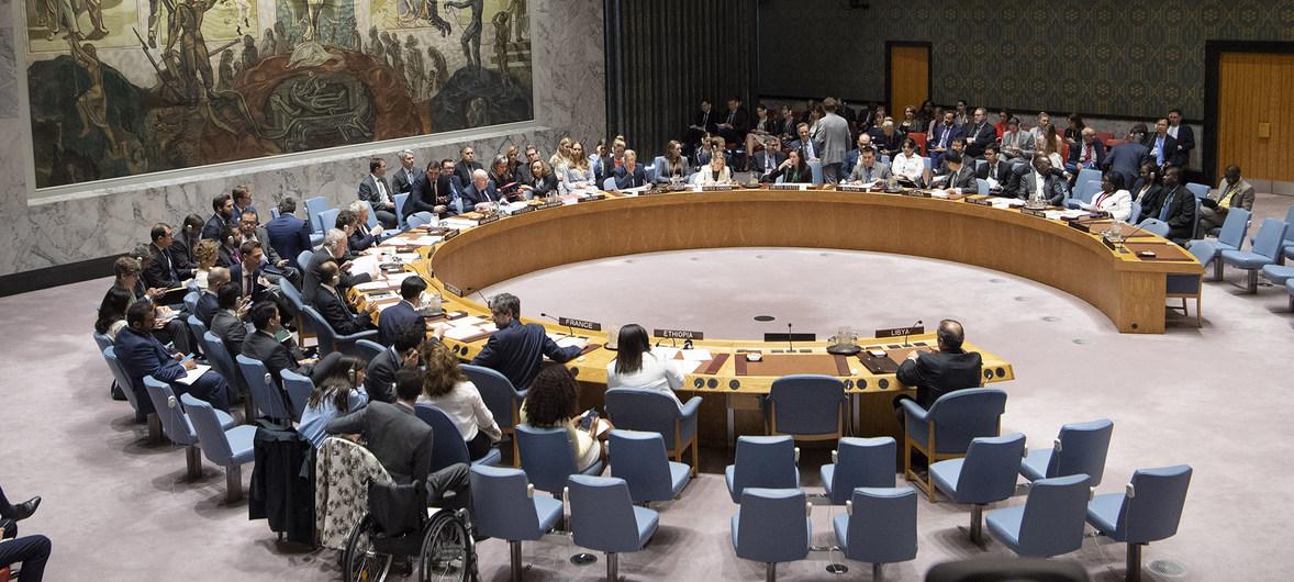 Le Conseil de l'ONU condamne les violences survenues en Haïti. Photo: ONU