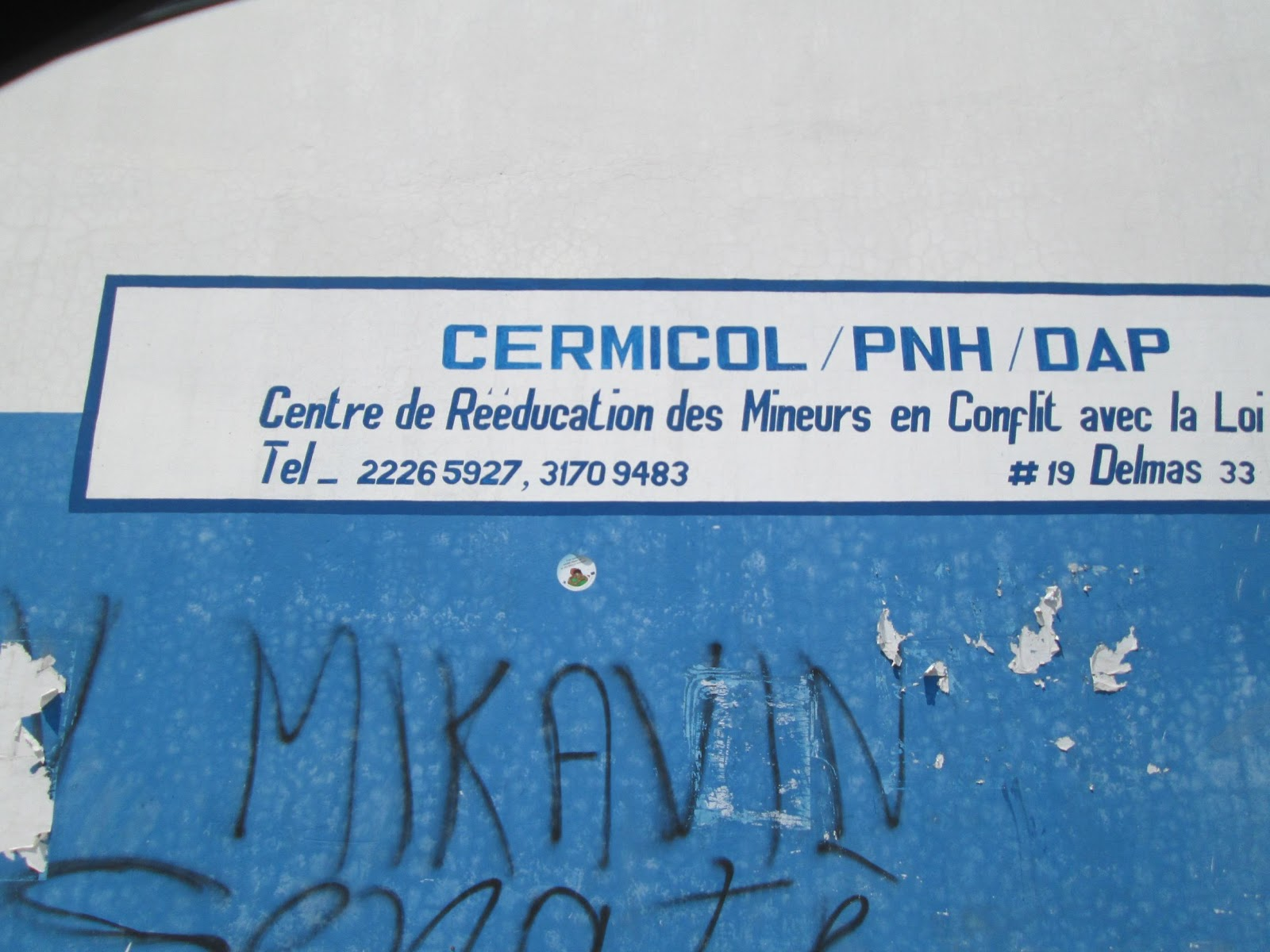 Photo : CERMICOL - Credit : Haiti Ceram Deo