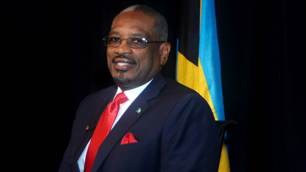 Dr Hubert Minnis, PM of The Bahamas