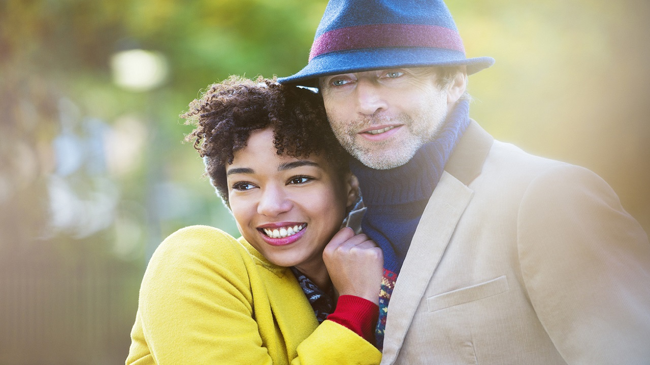 Stock image of a couple. (iStock)