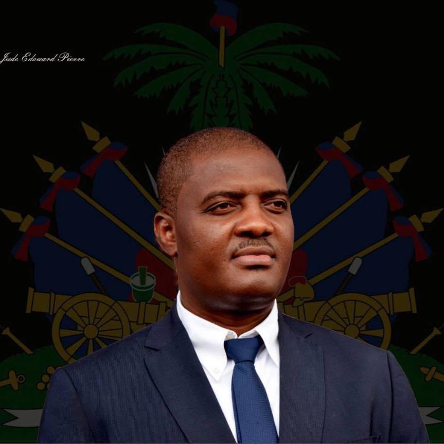 Jude Edouard Pierre, président de la FENAMH/ Crédit photo: Page Facebook