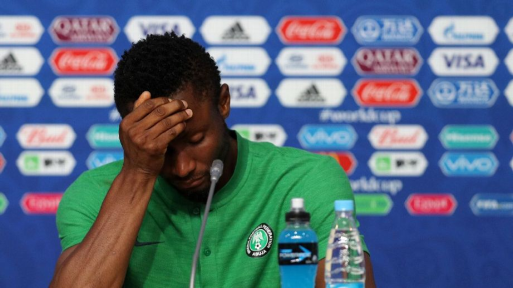 Mikel Obi thankful after father's safe release from abductors