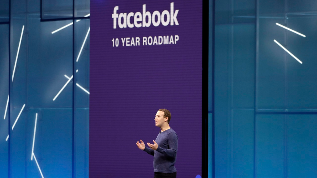 (Image: AP: Mark Zuckerberg)