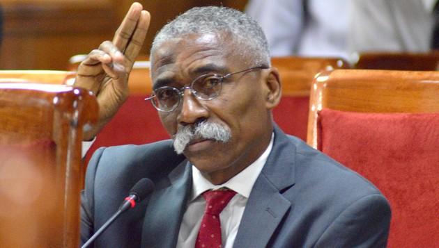 Le sénateur Dumont annonce avoir retourné 1 million de Gdes au Trésor Public.