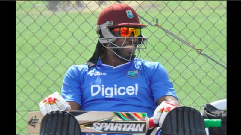 Explosive Jamaica and West Indies opener Chris Gayle.