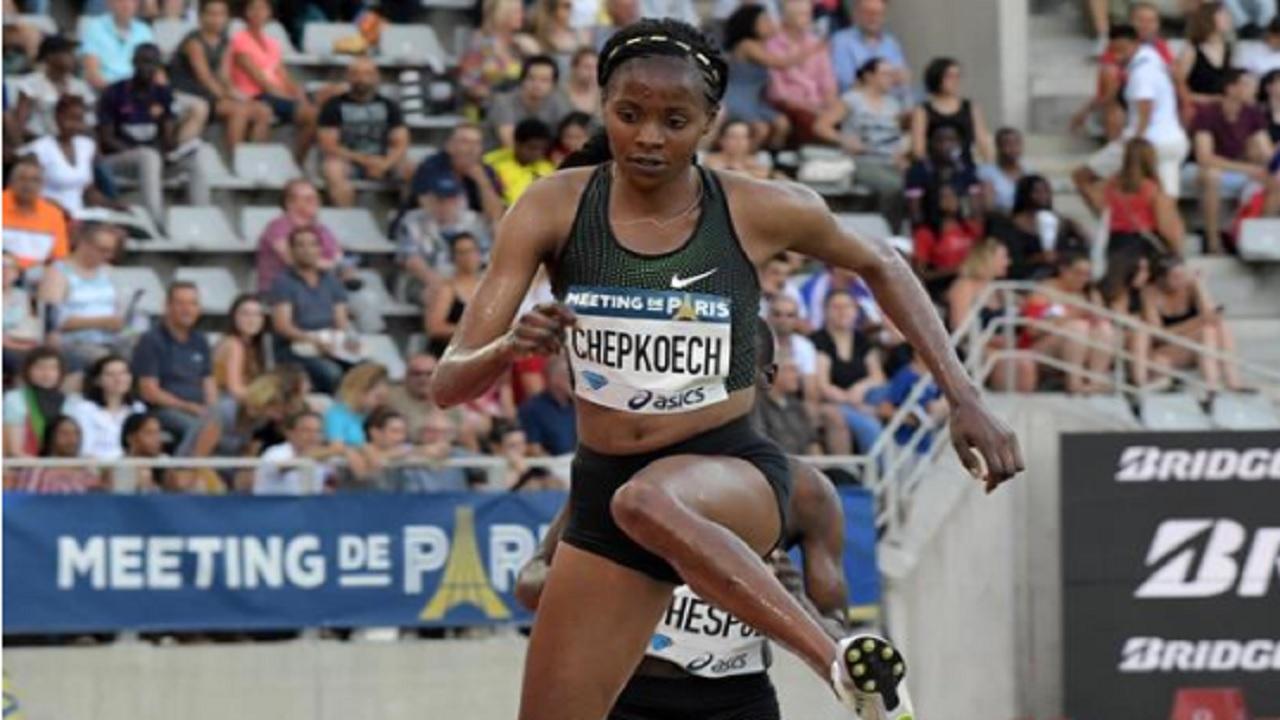 Beatrice Chepkoech of Kenya. (PHOTO: IAAF).
