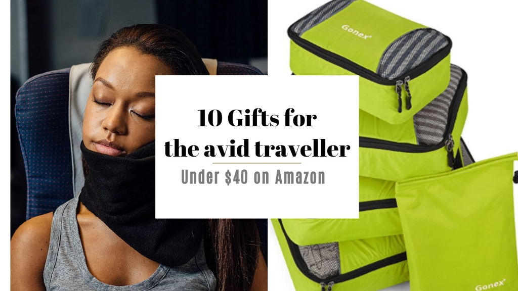 10 Cool Gifts For The Avid Traveller Under Us 40 On