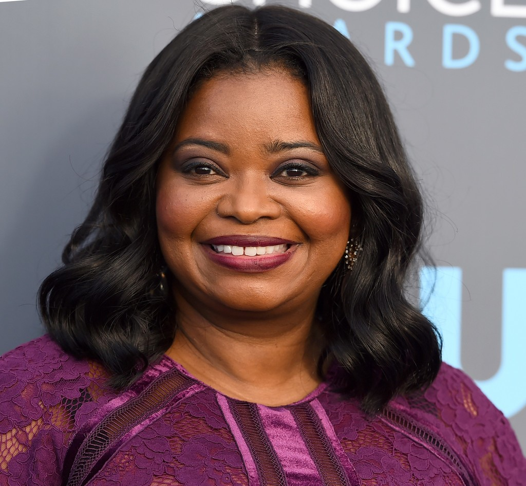 In this Jan. 11, 2018, file photo, Octavia Spencer arrives at the 23rd annual Critics' Choice Awards at the Barker Hangar in Santa Monica, Calif. (Photo by Jordan Strauss/Invision/AP, File)