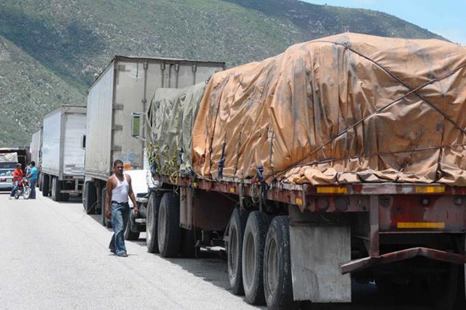 Rien ne va pour le commerce haitiano-dominicain ces 5 dernières années. Photo Listin Diario