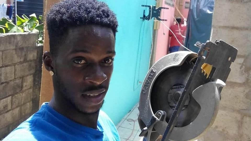 Photo: 29-year-old Kareem Wilson was shot and killed while at a bar at Saddle Road, San Juan on July 21, 2018.