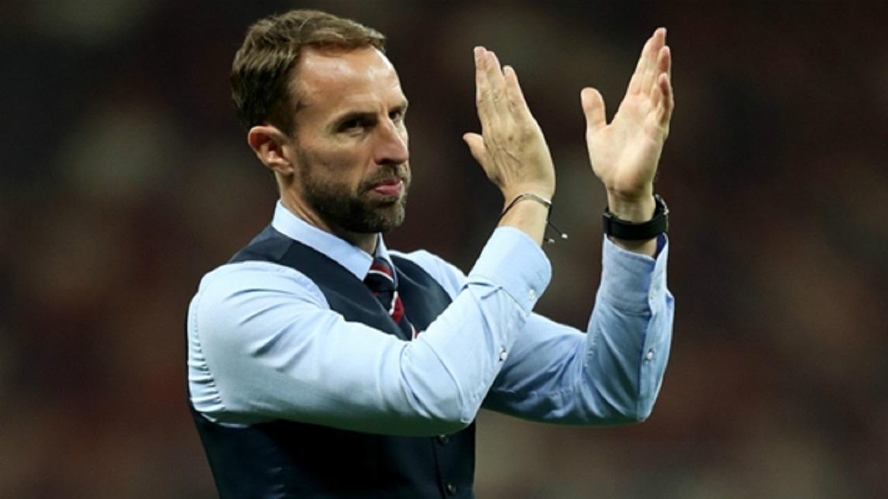 England boss Gareth Southgate.