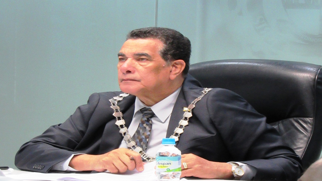 Mayor of Montego Bay and Chairman of the St James Municipal Corporation.