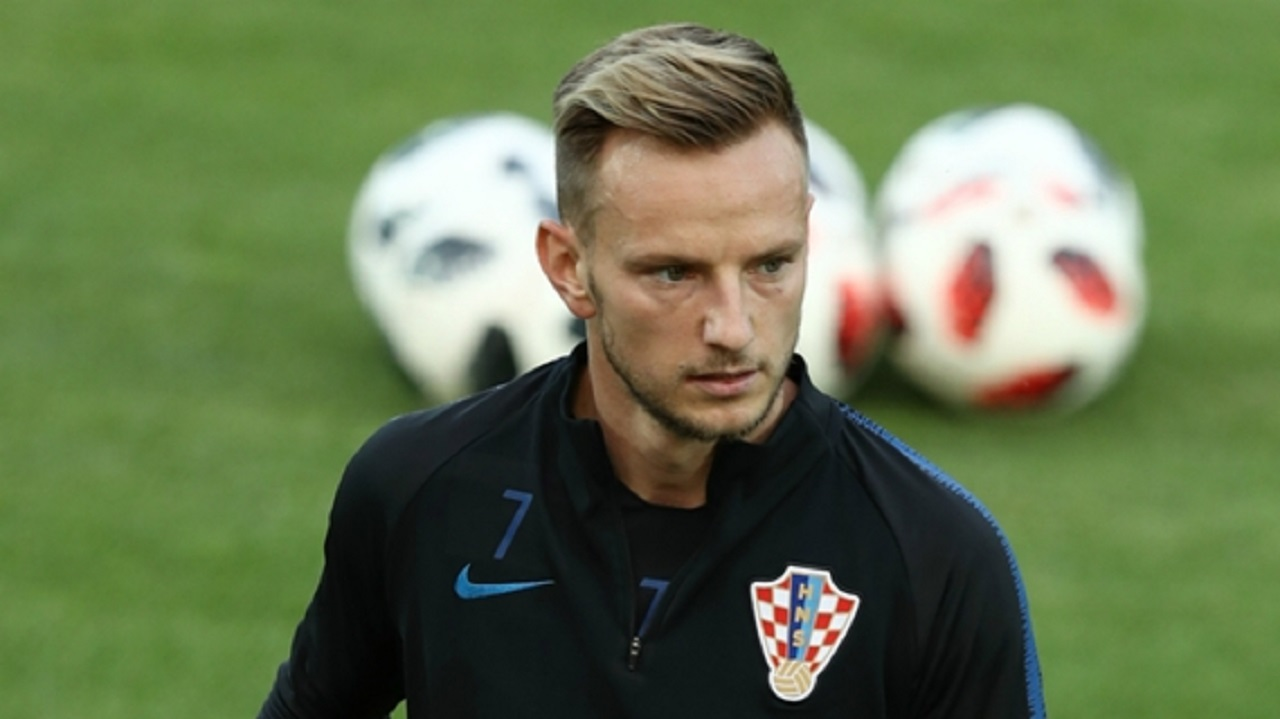 Croatia midfielder Ivan Rakitic.