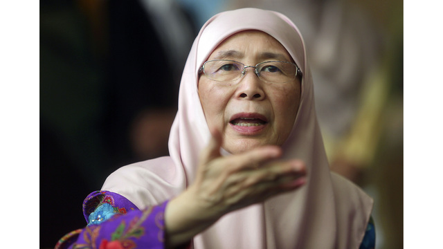 Wan Azizah Wan Ismail, Malaysian Deputy Prime Minister