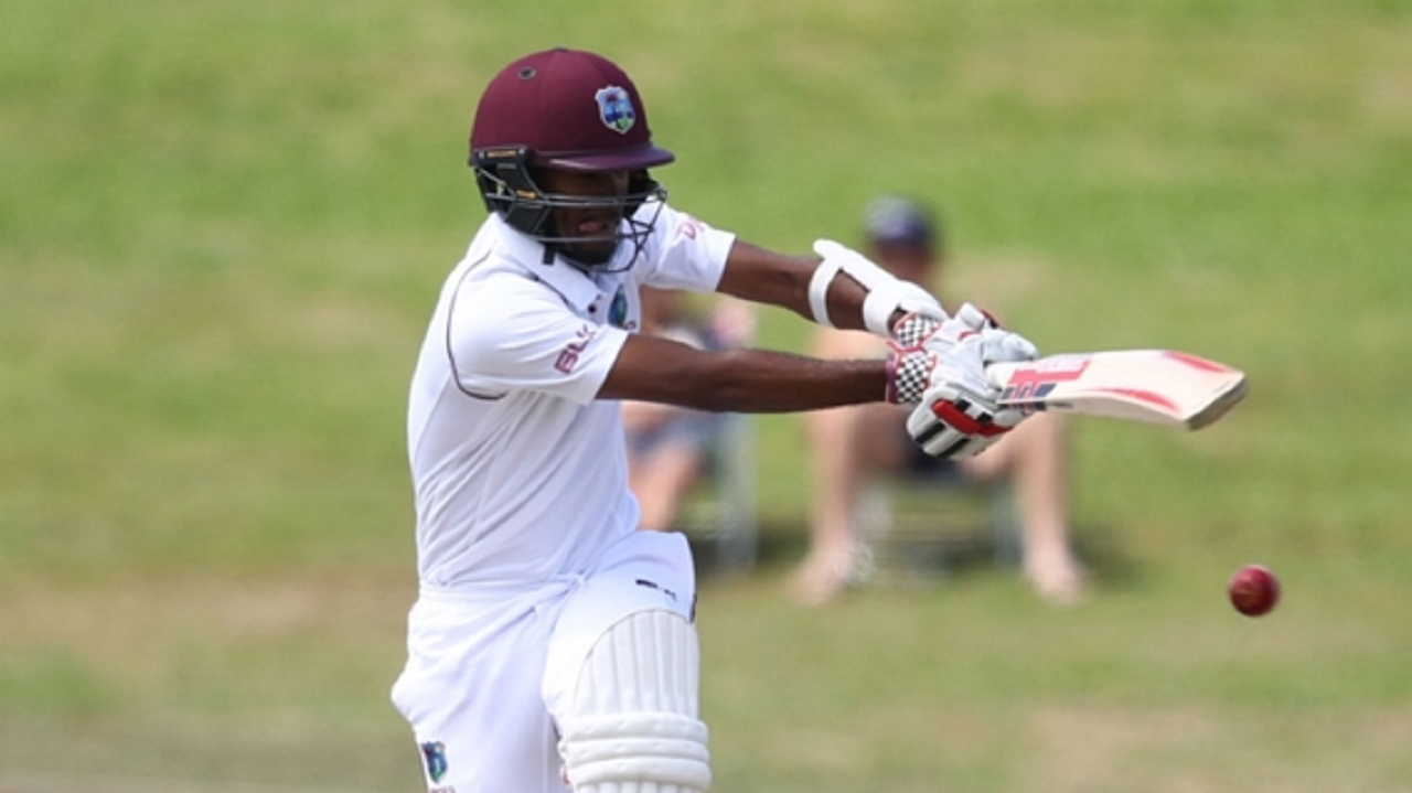 West Indies star Kraigg Brathwaite.