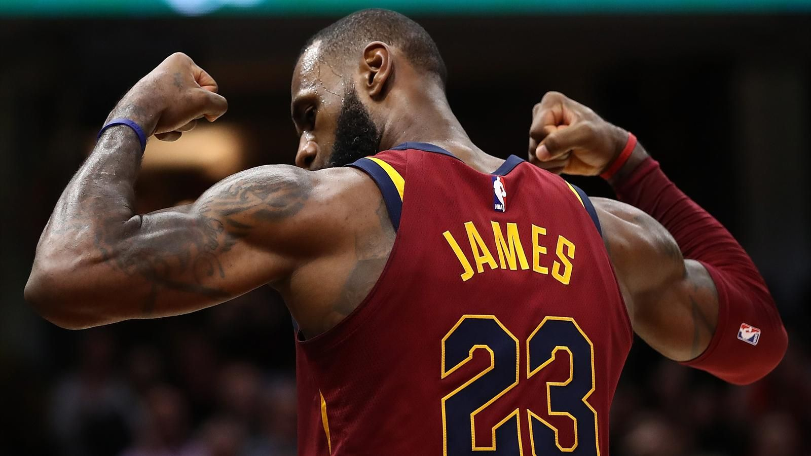 LeBron James is taking his talent to Los Angeles. (PHOTO: AP)
