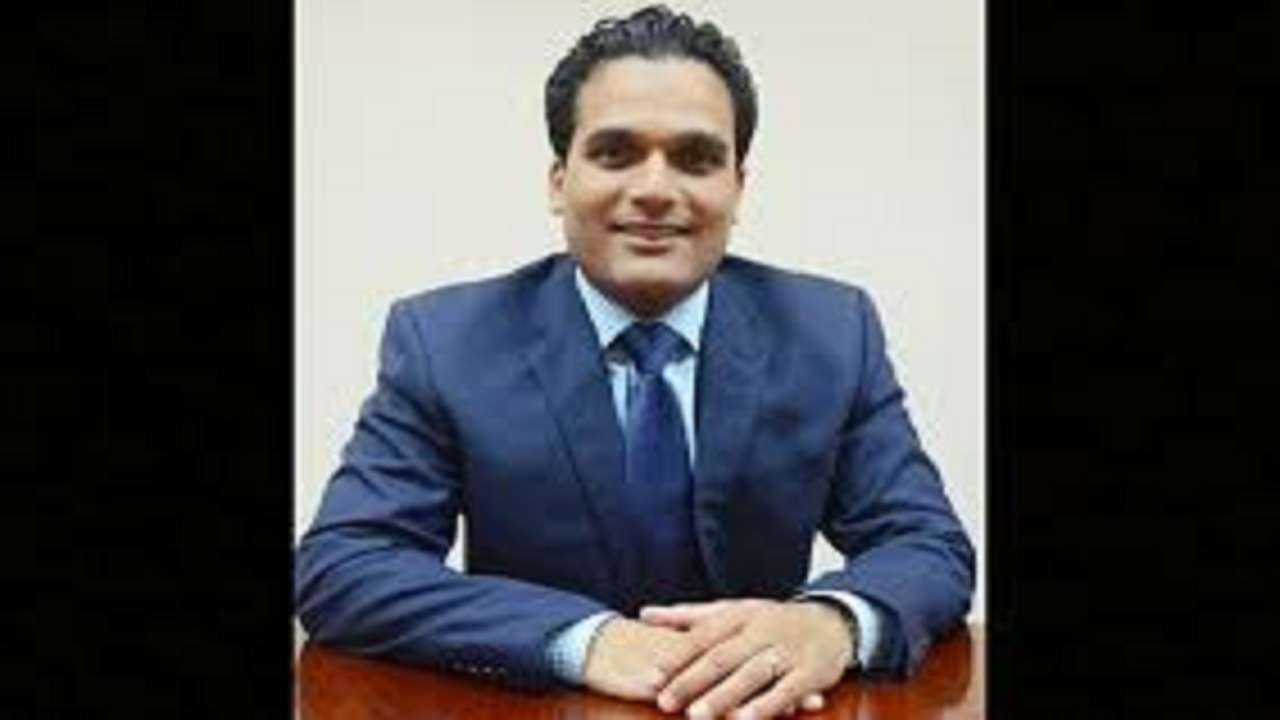 Dr Perceval Bahado-Singh