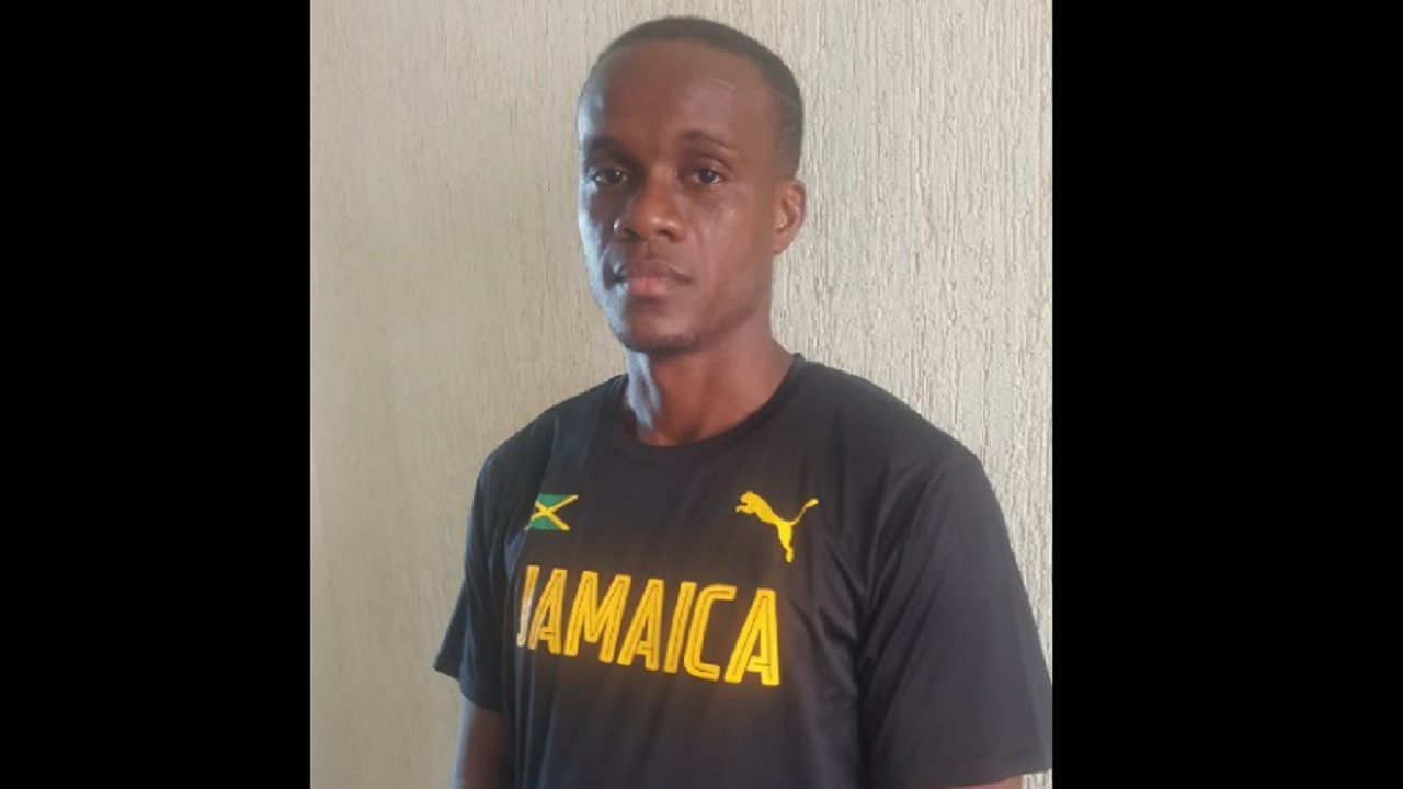 Kishawn White, captain of Jamaica's senior men's hockey team.