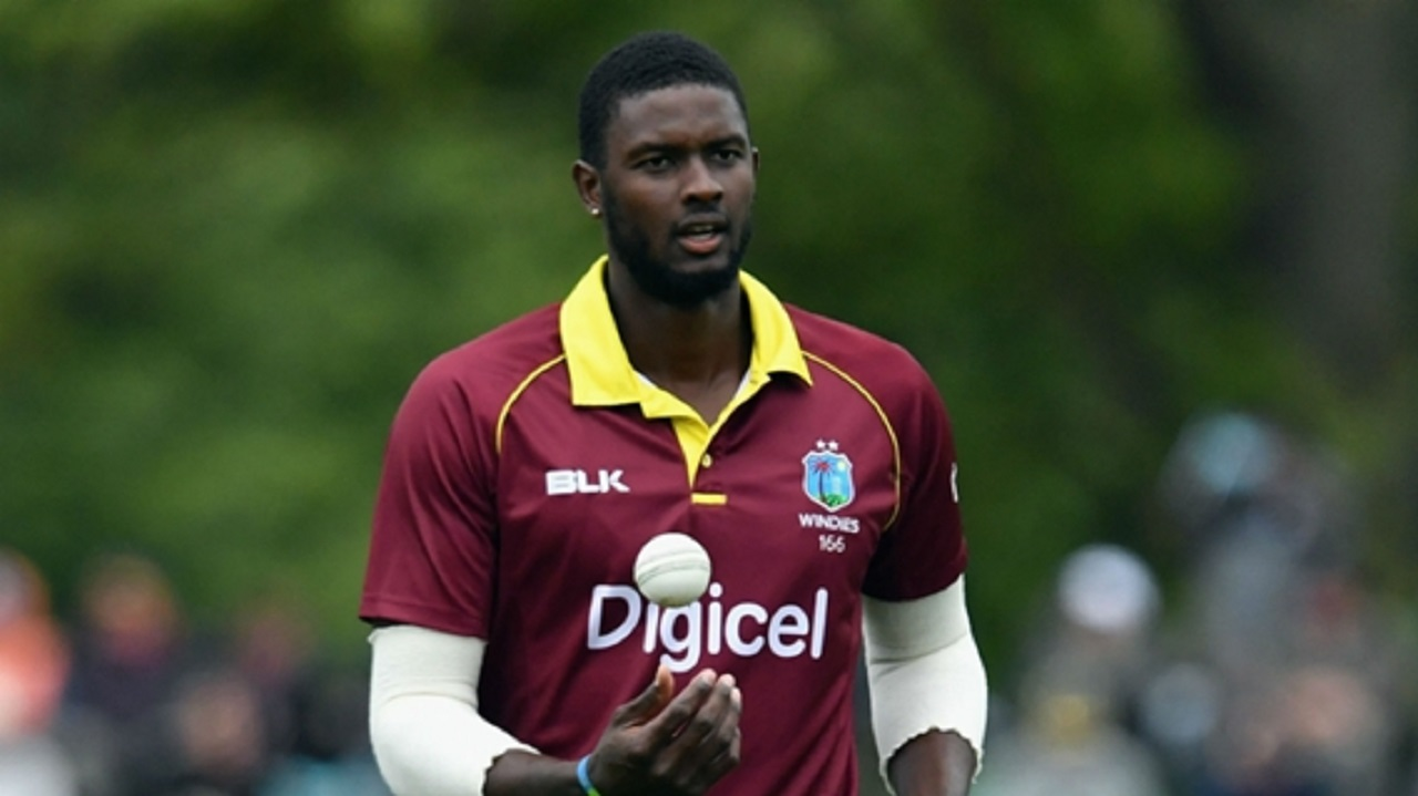West Indies ODI captain Jason Holder.