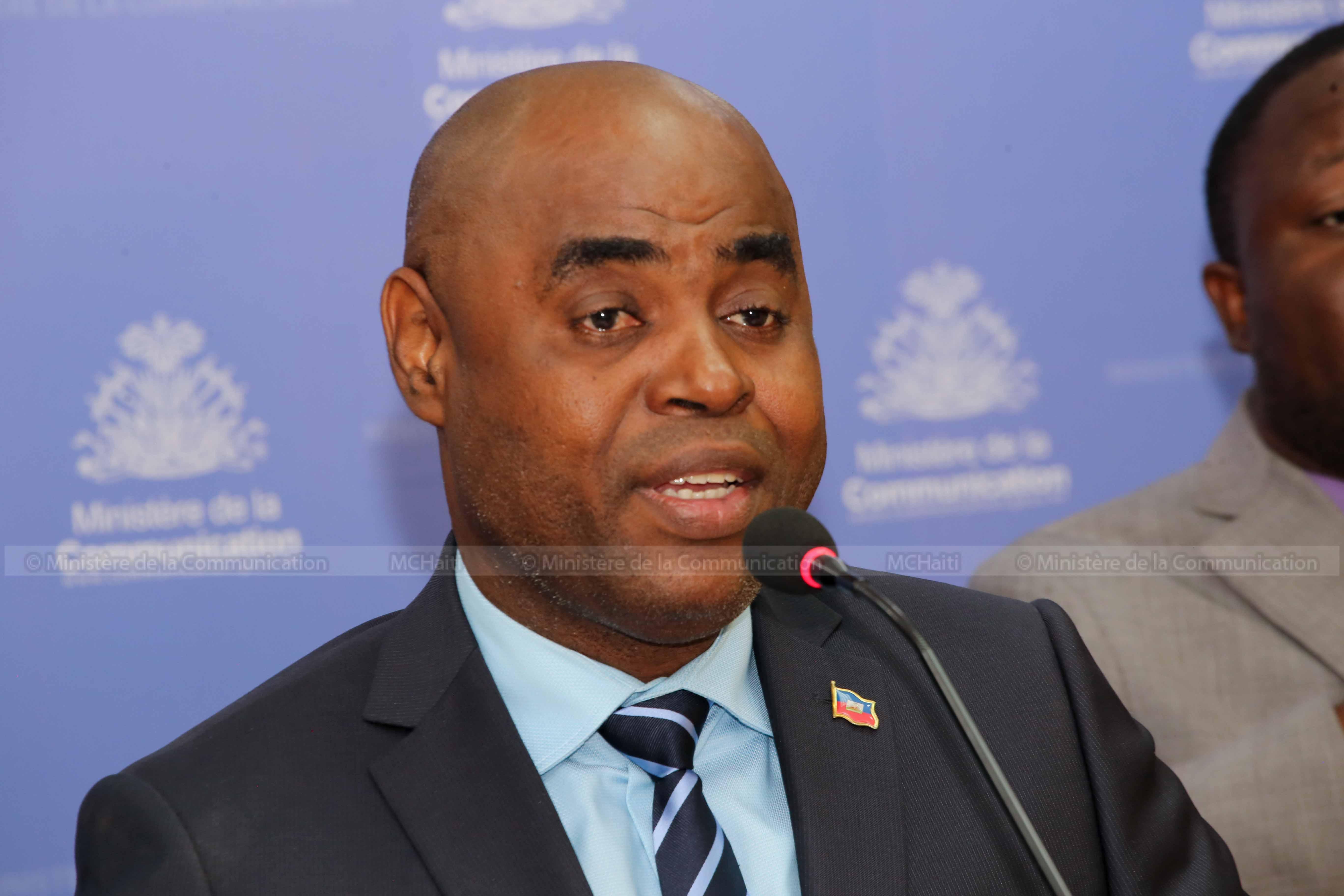 Photo :  M. Charles Ernest Chatelier, Directeur du FAES - Crédit : Ministère de la Communication