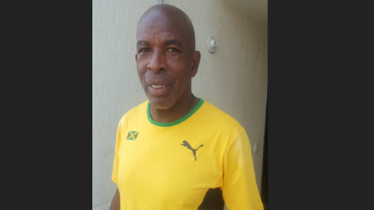 Lorne Donaldson, head coach of the Jamaica's women's football team.