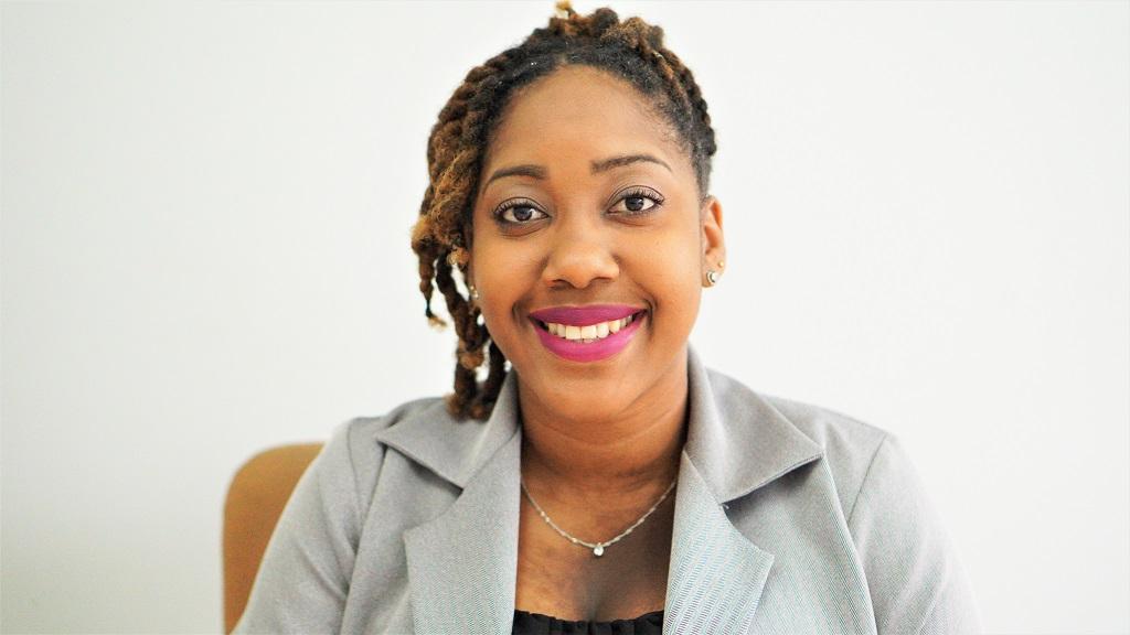 Photo: Undergraduate Academic Advisor at the Arthur Lok Jack Global School of Business, Kersha Garner.