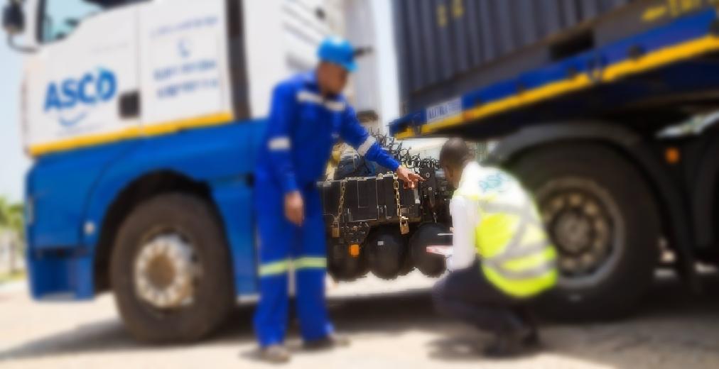 Photo of vehicle inspection courtesy aluratrailer.com