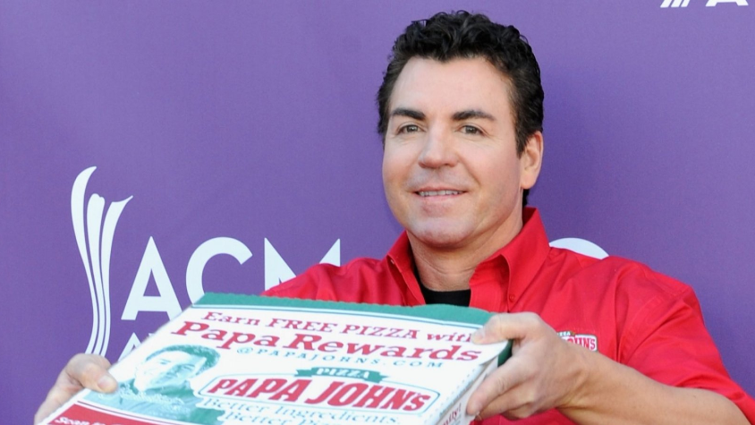 Former CEO and Chairman of Papa John's, John Schnatter