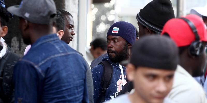 Le nombre d'Haïtiens quittant le Chili dépasse celui des entrants