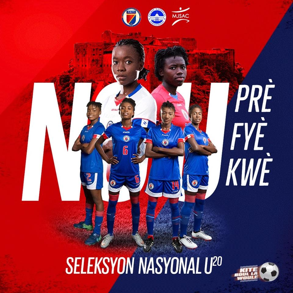 Photo crédit: Fédération Haïtienne de Football (FHF)
