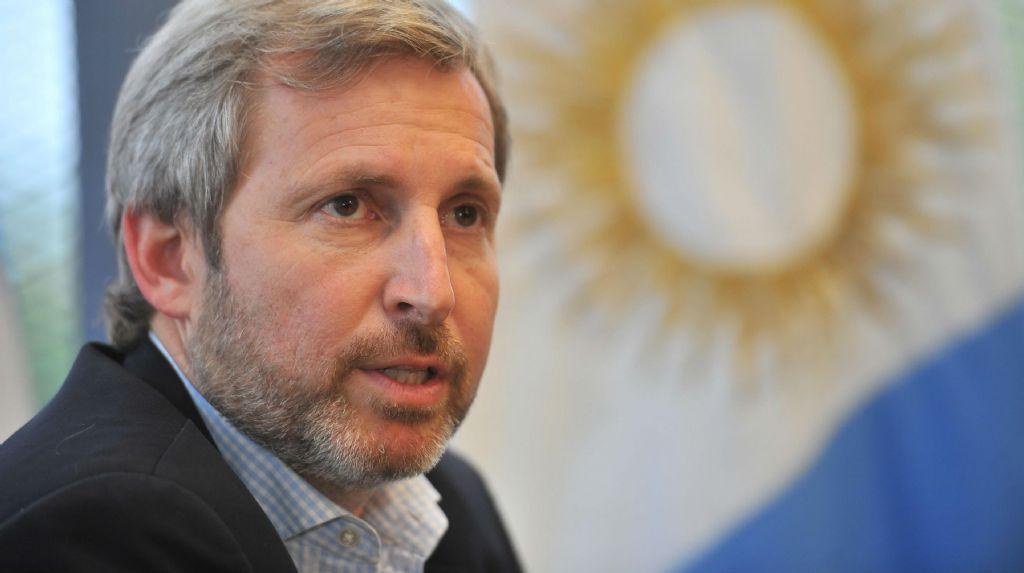 Le ministre argentin de l'Intérieur, Rogelio Frigerio / Photo : El Intransigente