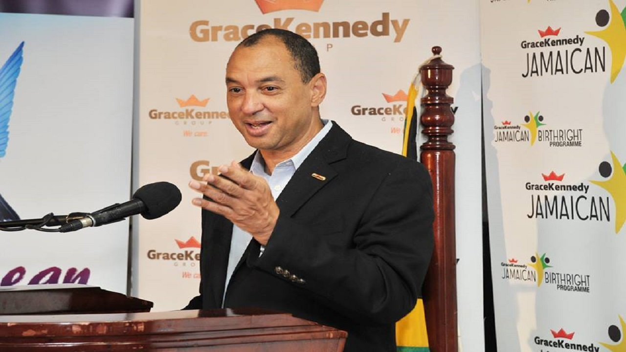 GraceKennedy boss, Don Wehby
