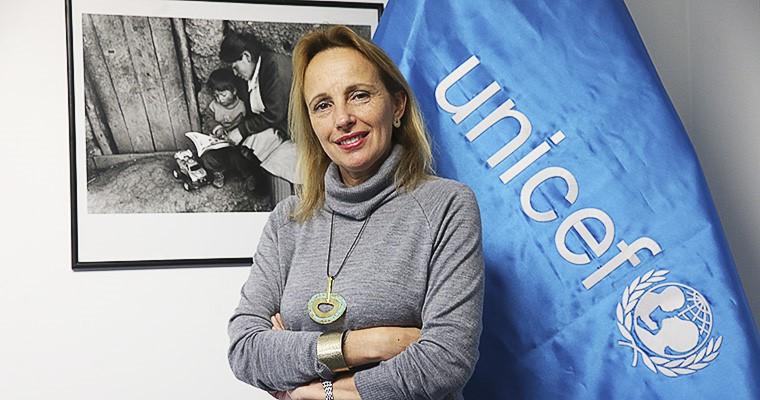 La nouvelle Représentante en Haiti, l'italienne Maria Luisa Fornara / Photo: El Peruano