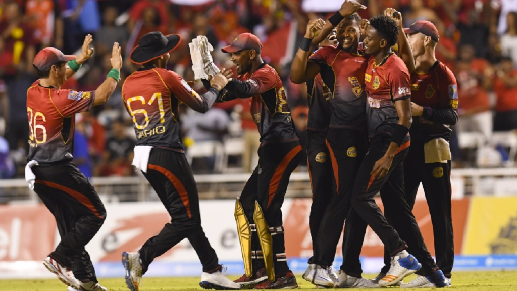 Trinbago Knight Riders are the defending Hero Caribbean Premier League champions