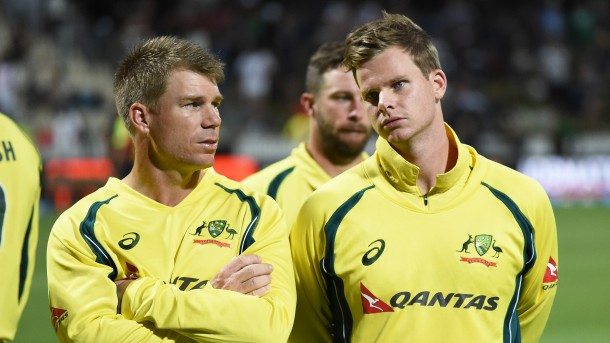 Australian batsmen David Warner and Steve Smith are among the news players in the 2018 Hero CPL