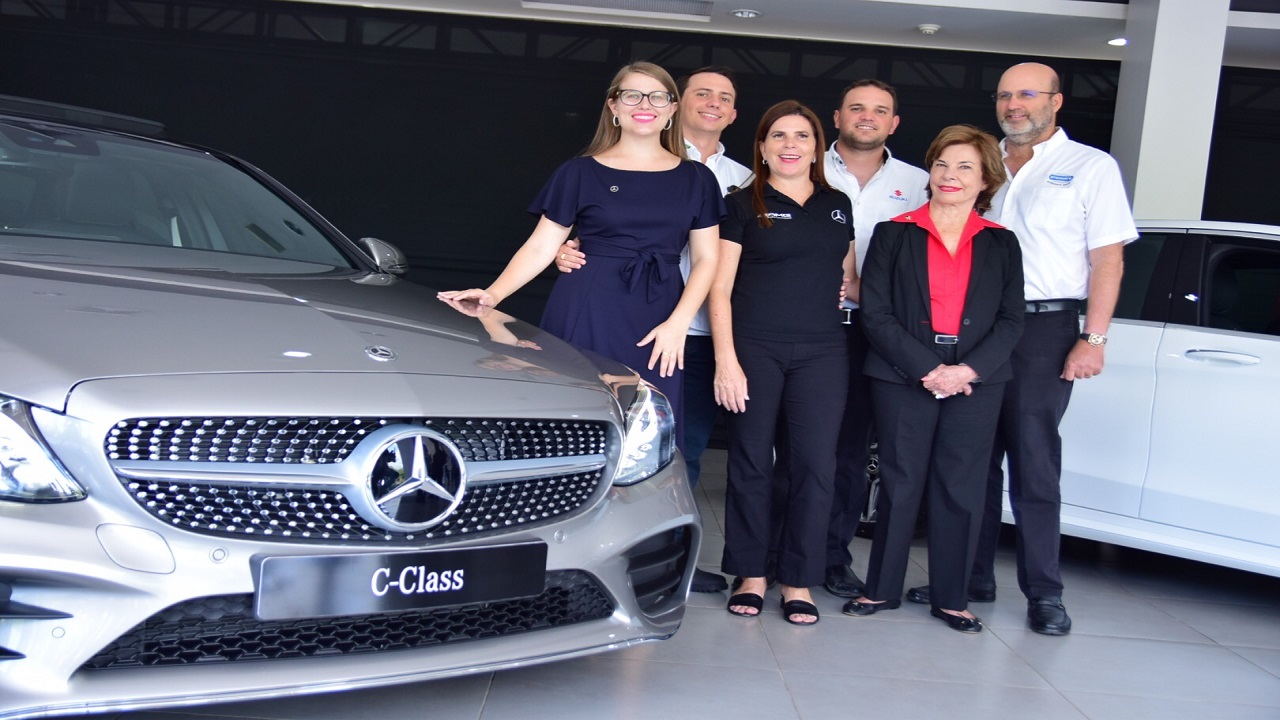 Silver Star Motors Introduces New Mercedes Benz C Class Facelift