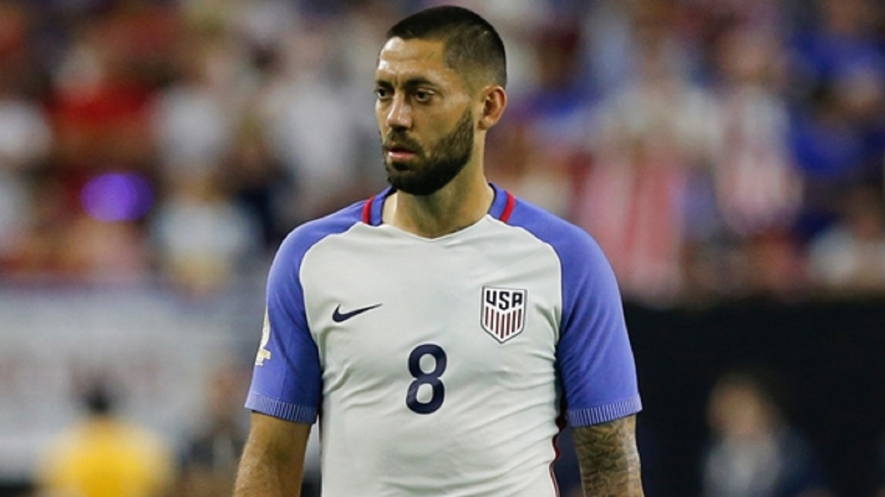 United States star Clint Dempsey.