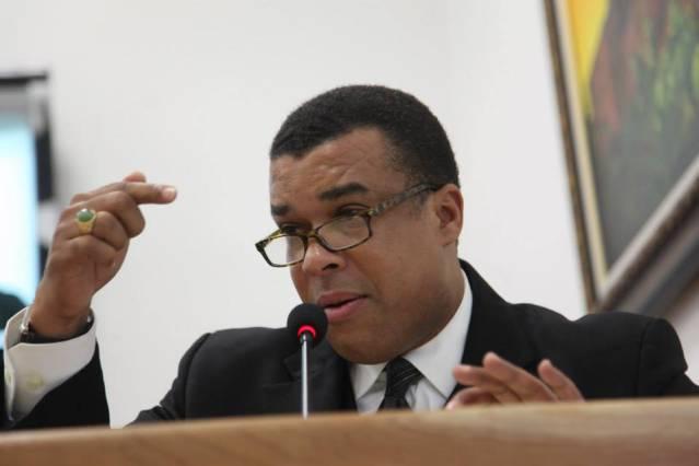 L'ex Sénateur Steven Benoit Photo: RTVC