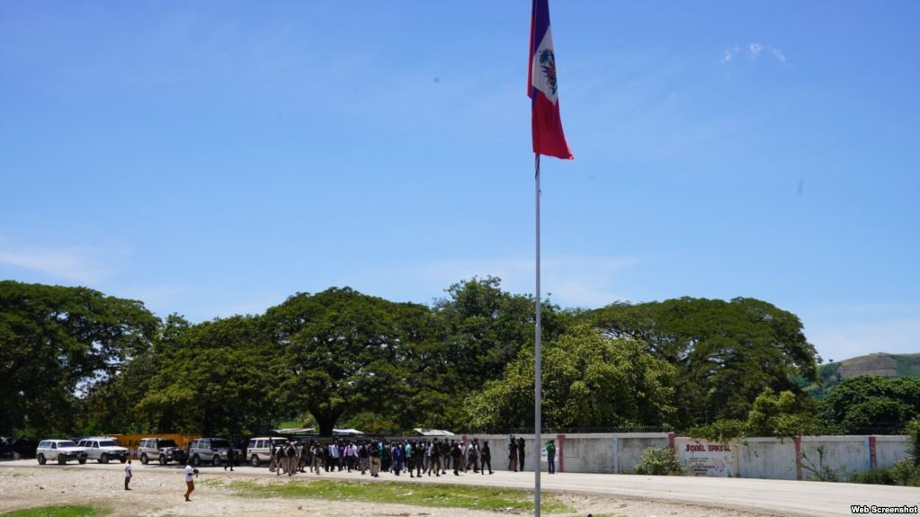 La zone frontalière de Belladères ou a éclaté l'affrontement entre soldats haïtiens et dominicains./Photo: Voix de l'Amérique