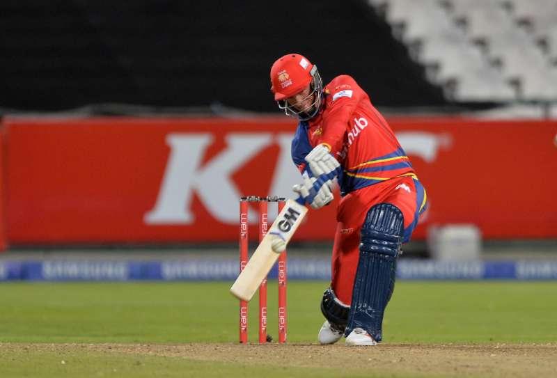 Van der Dussen has three T20 hundreds in 65 matches