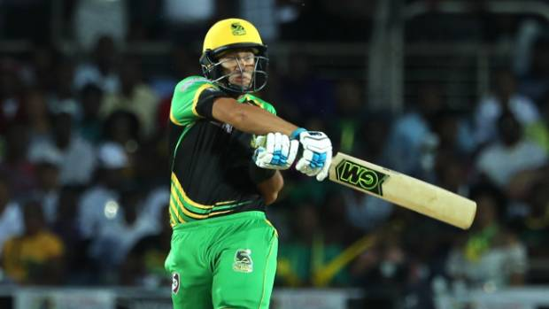 Ross Taylor's 51 not out off 35 balls led the Jamaica Tallwahs to victory over St Kitts and Nevis Patriots