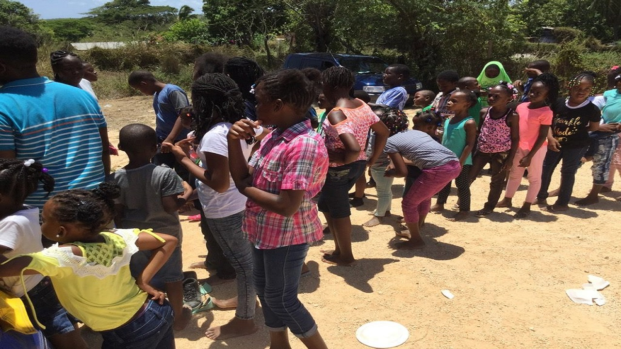Freetown Church of God Of Prophecy helps community with health fair
