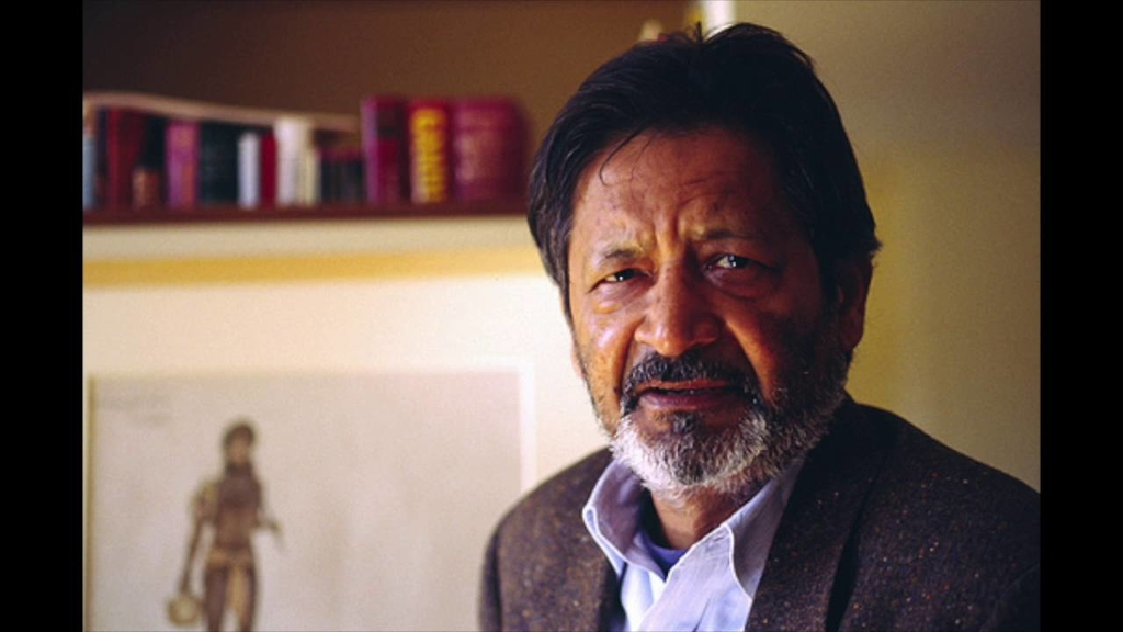 Nobel Prize-winning author V.S. Naipaul is dead