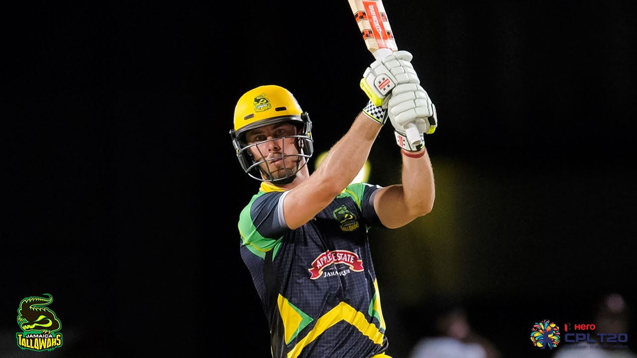 Exciting batsman Chris Lynn is among the Australian contingent in the 2018 Hero CPL