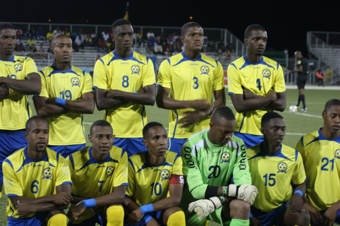 The Bajan Tridents.