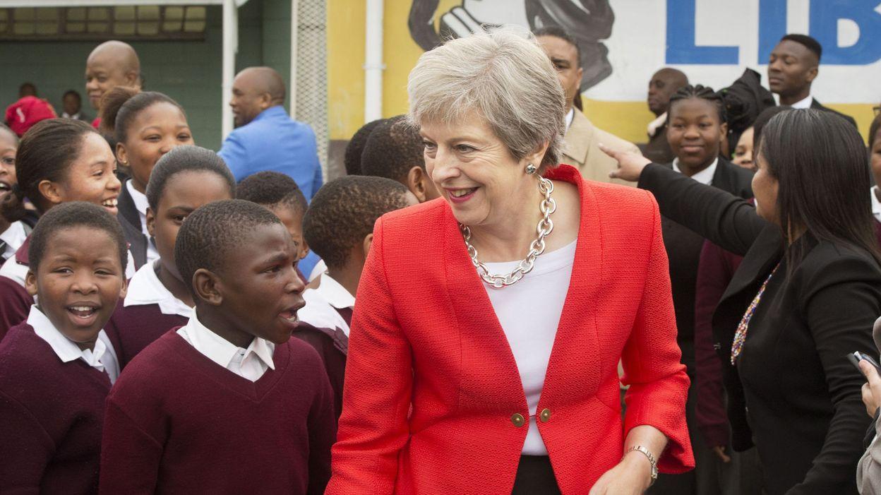 Le Royaume-Uni veut devenir le premier investisseur occidental en Afrique - © RODGER BOSCH - AFP