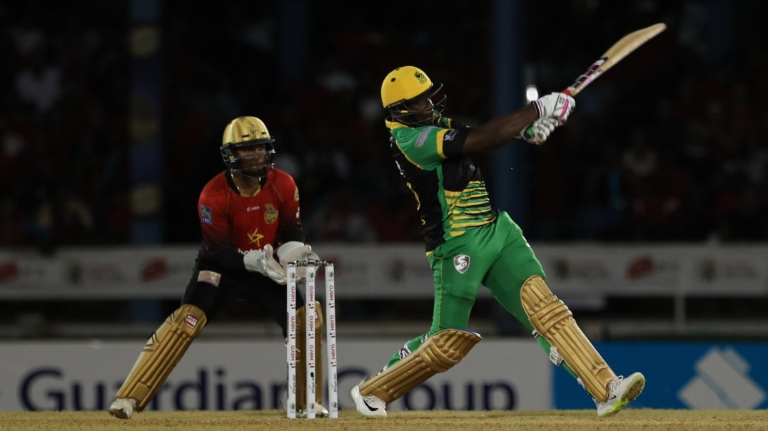 Andre Russell has now scored two T20 hundreds against the Trinbago Knight Riders.